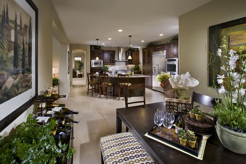 Model Homes Dulce Interiors